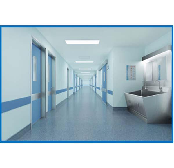 医院洁净走廊