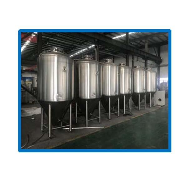 啤酒发酵生产线